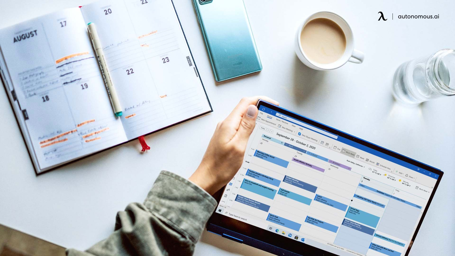 Create a Work Plan for Onsite and Remote Workers