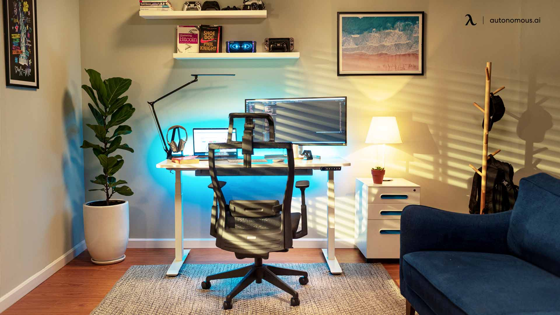 Centralized Office + Occasional Work From Home