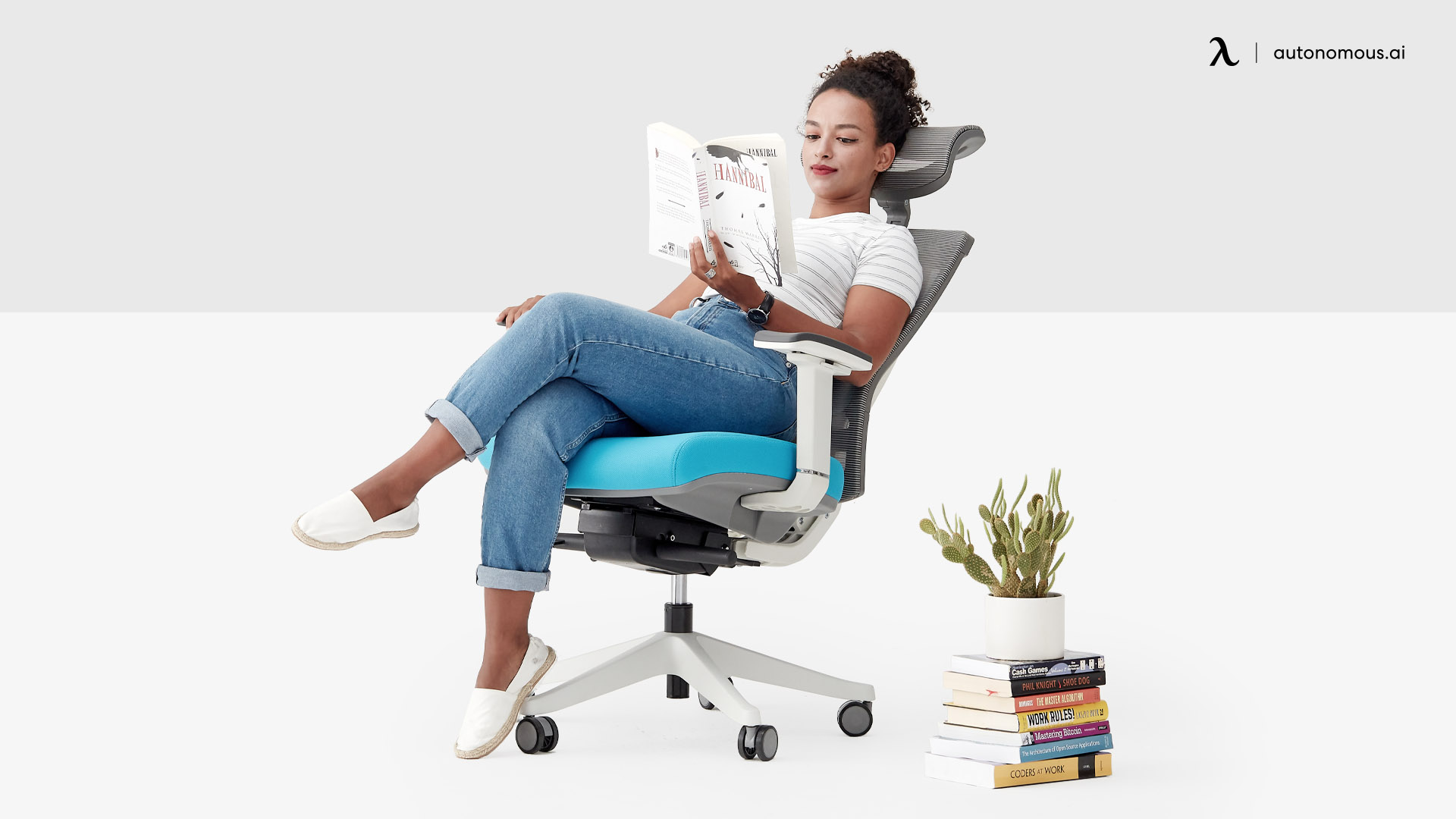 What is a High-back office chair