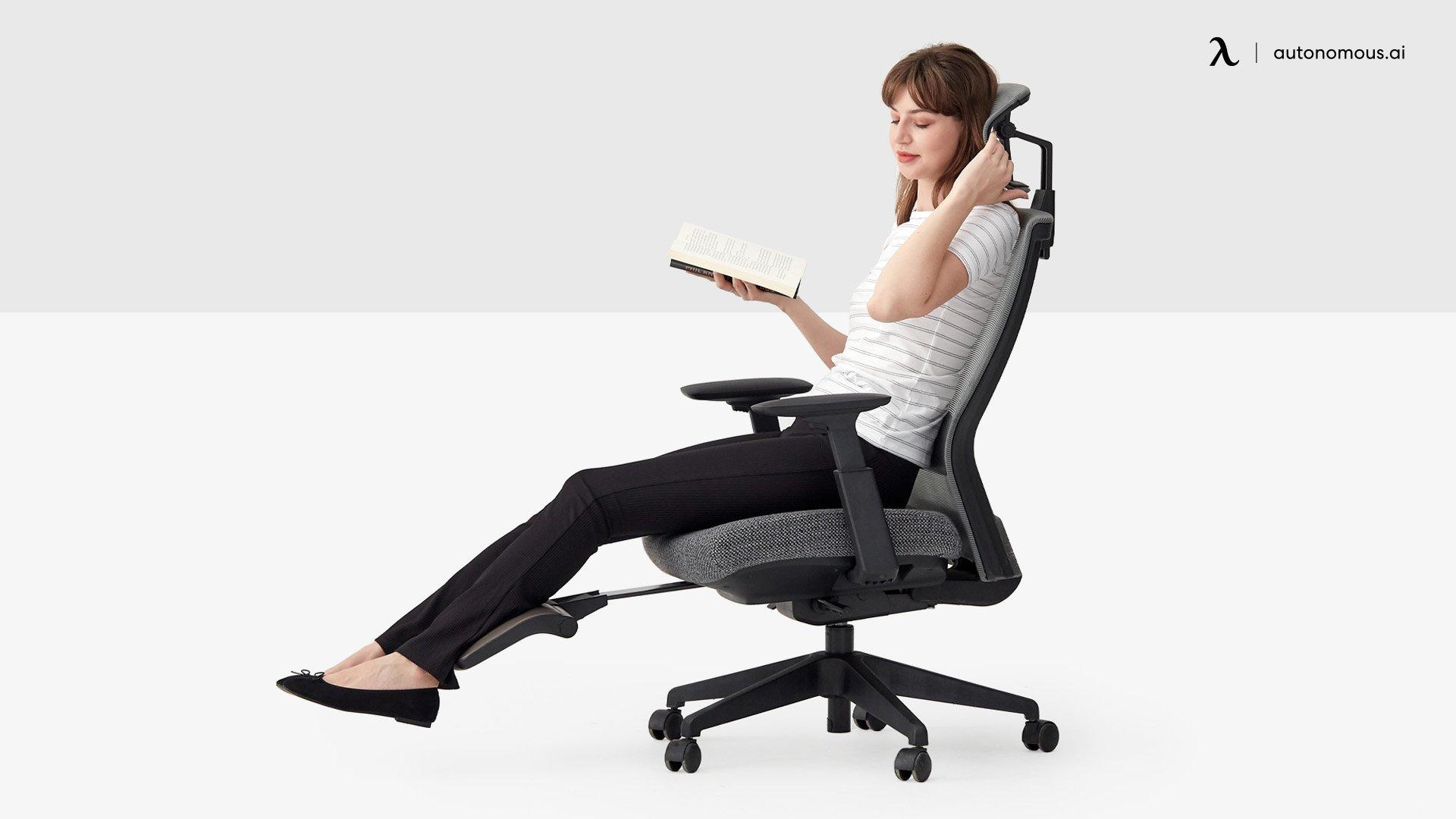 Why choose a high-back chair