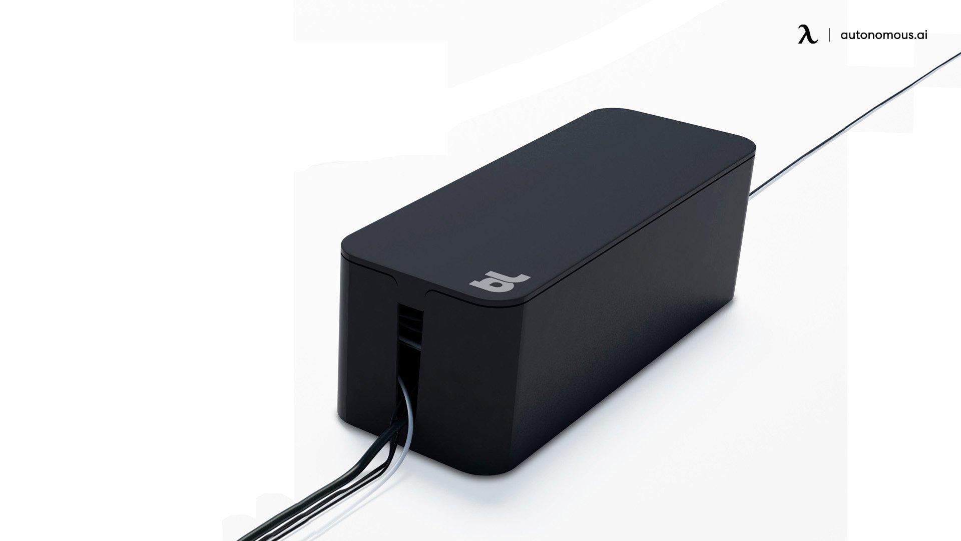 Boîte de gestion des câbles