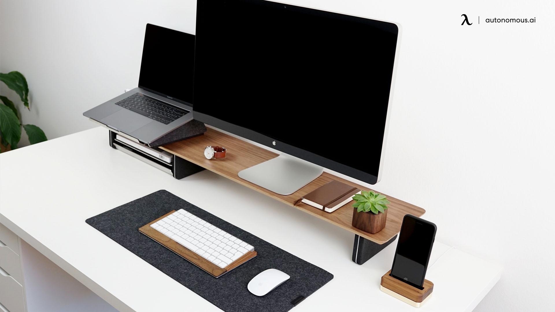 Invest in a Keyboard and Laptop Stand