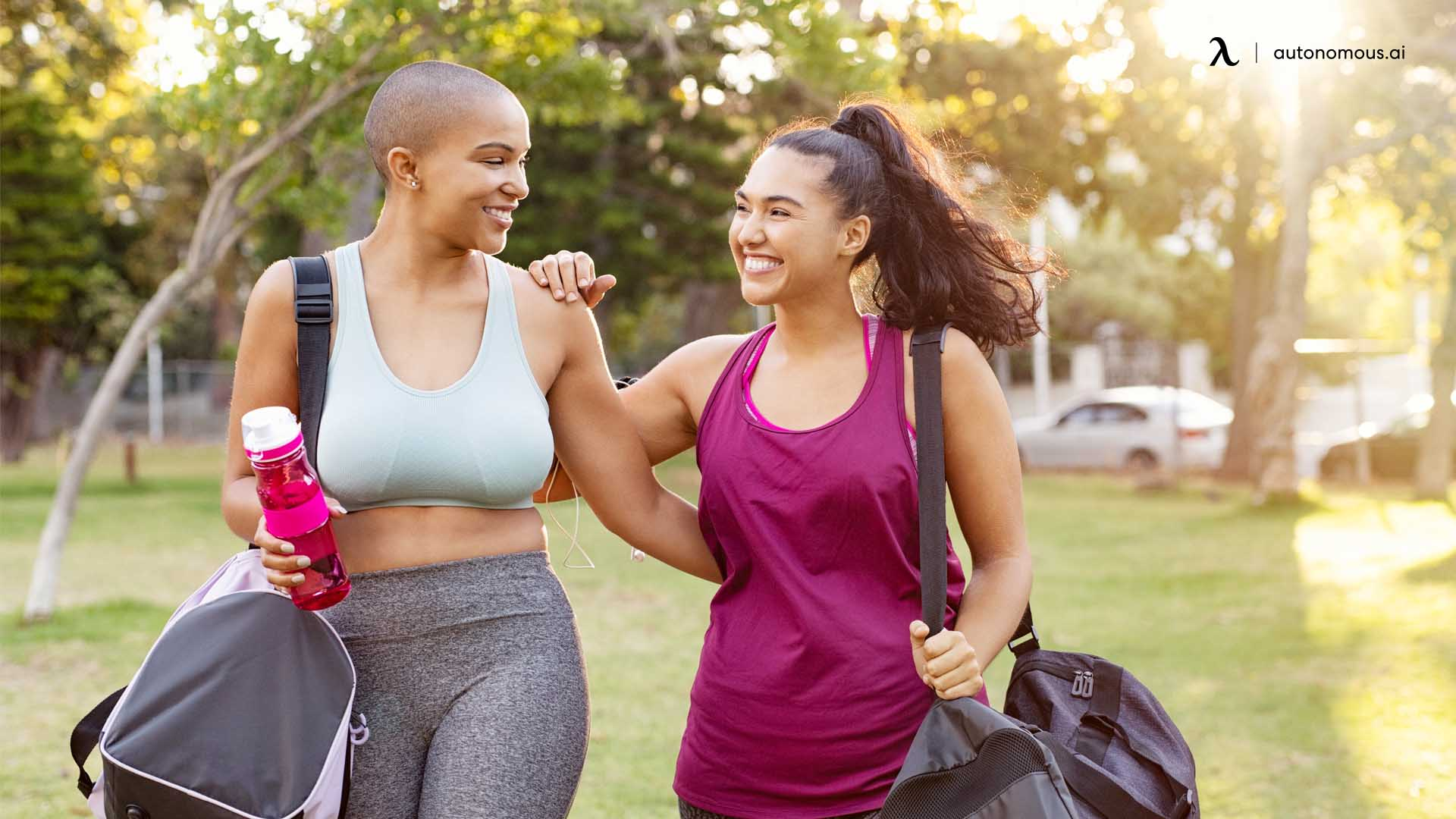 Add Some Physical Activities to Your Daily Routine