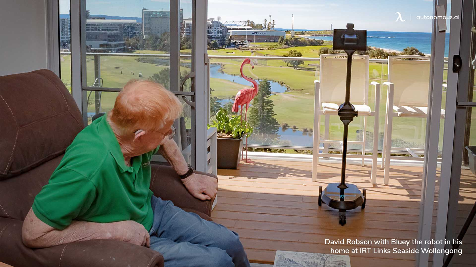Robotics and Assisted Living