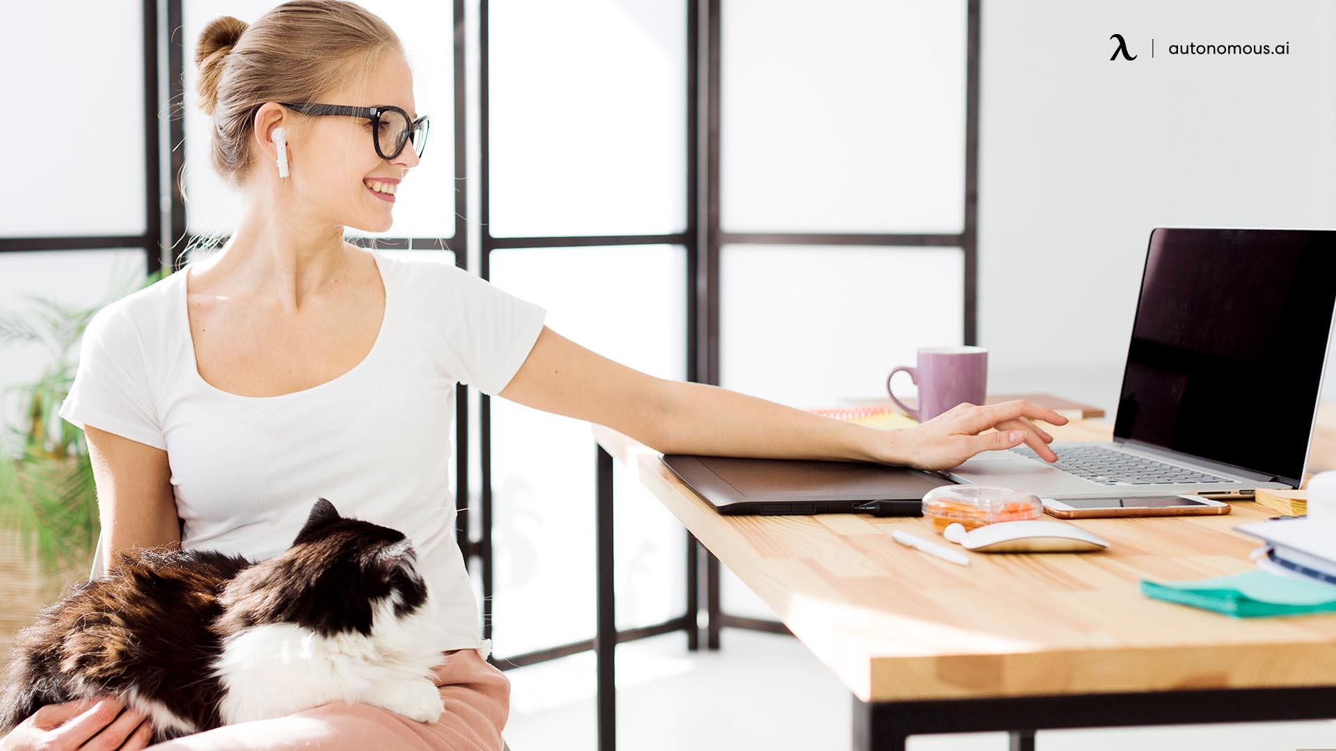 Focus on employee comfort