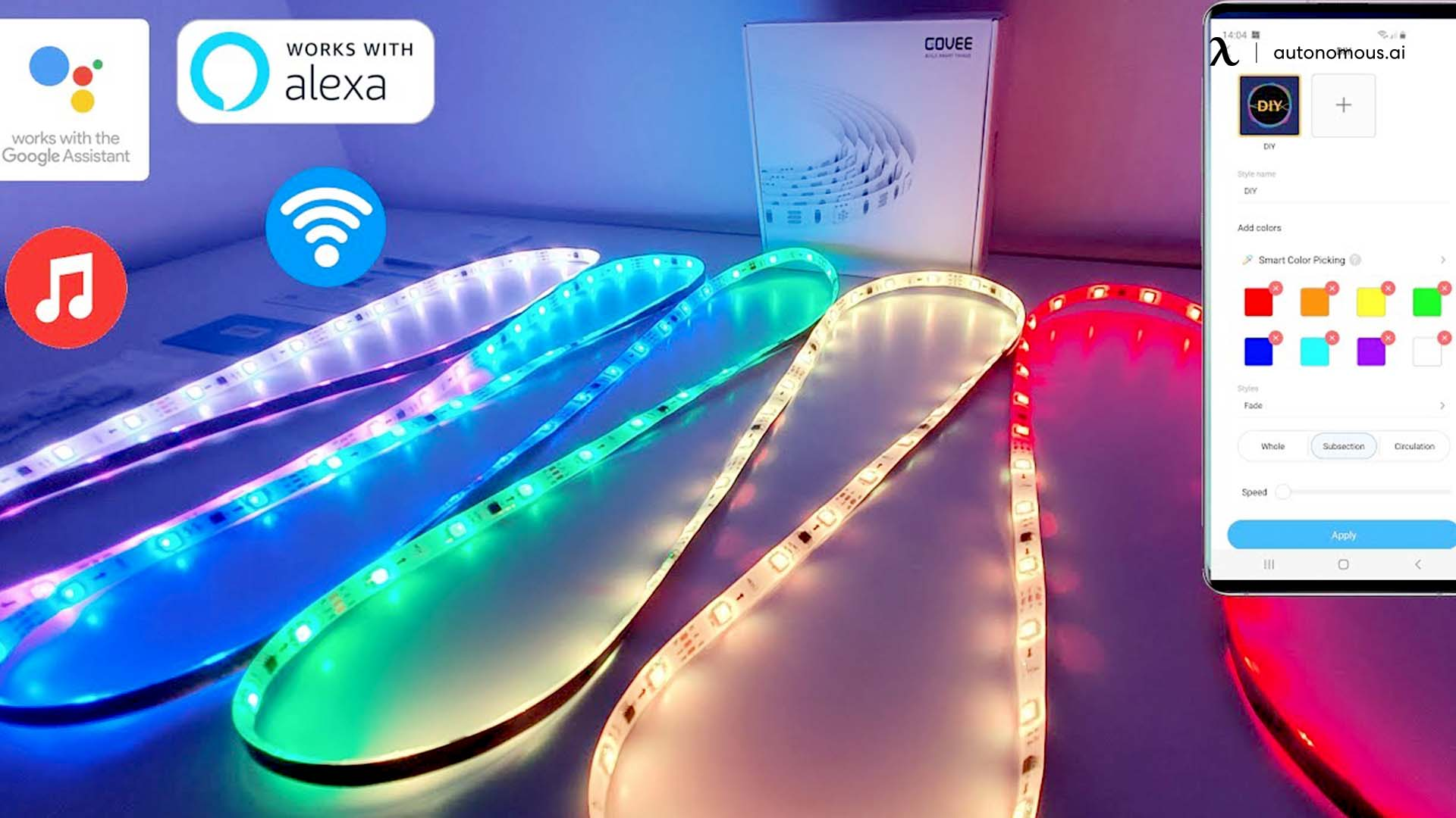 Govee Smart LED Lights