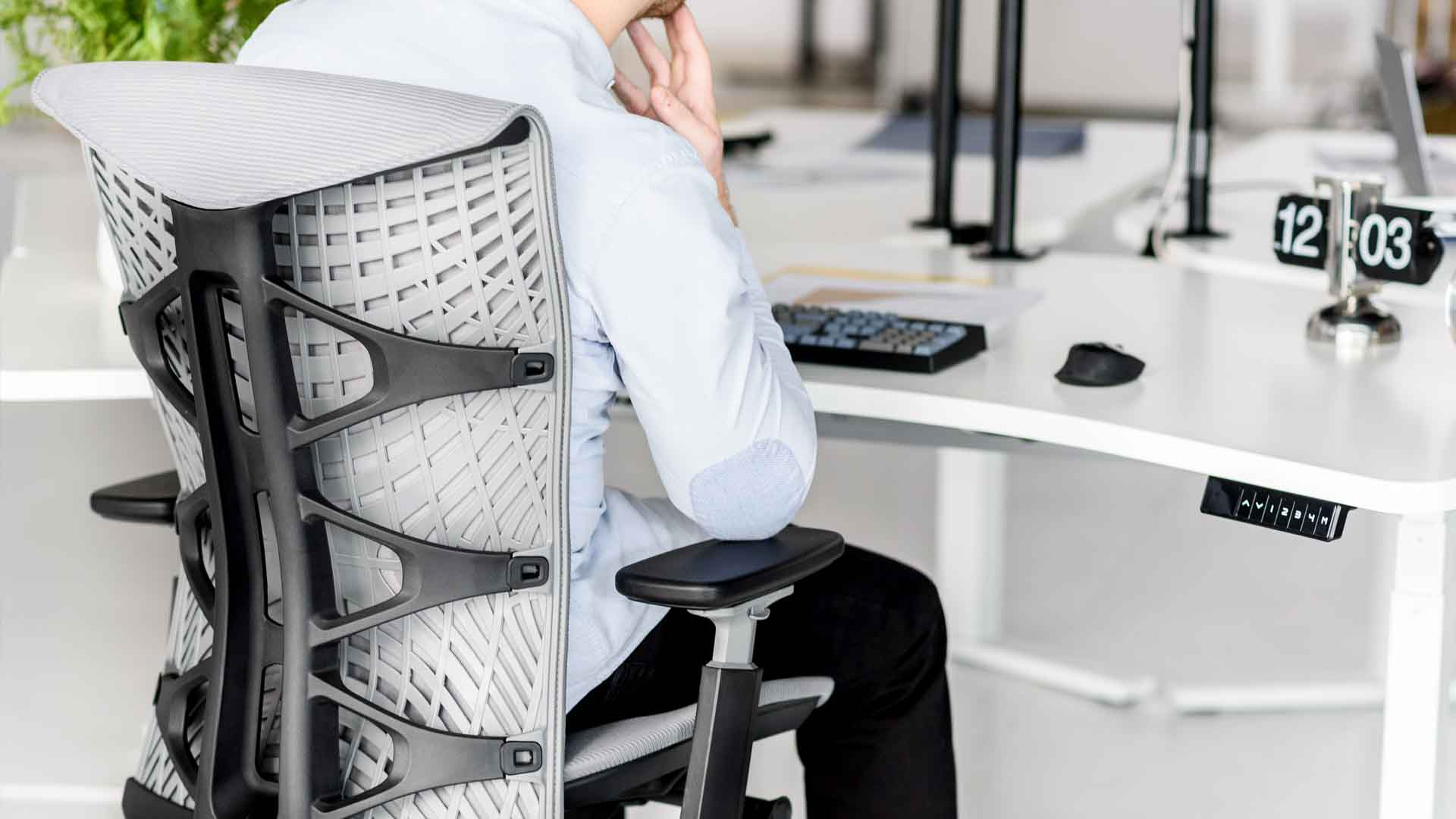 Buying a Home Office Chair with Back Support