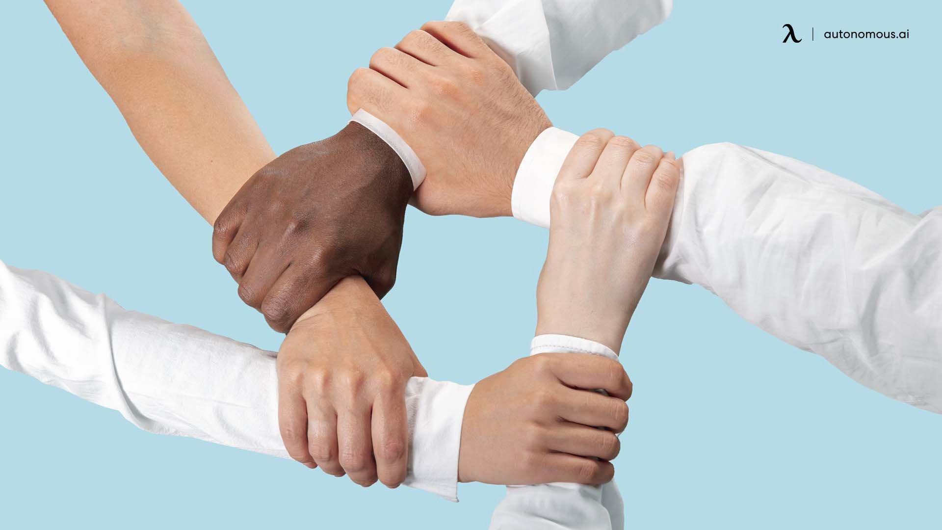 Establish a Bond of Trust