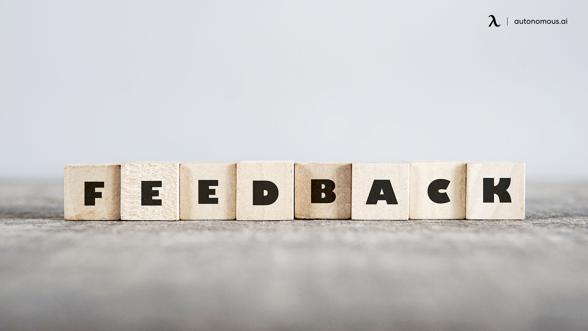 Why Feedback Is Important