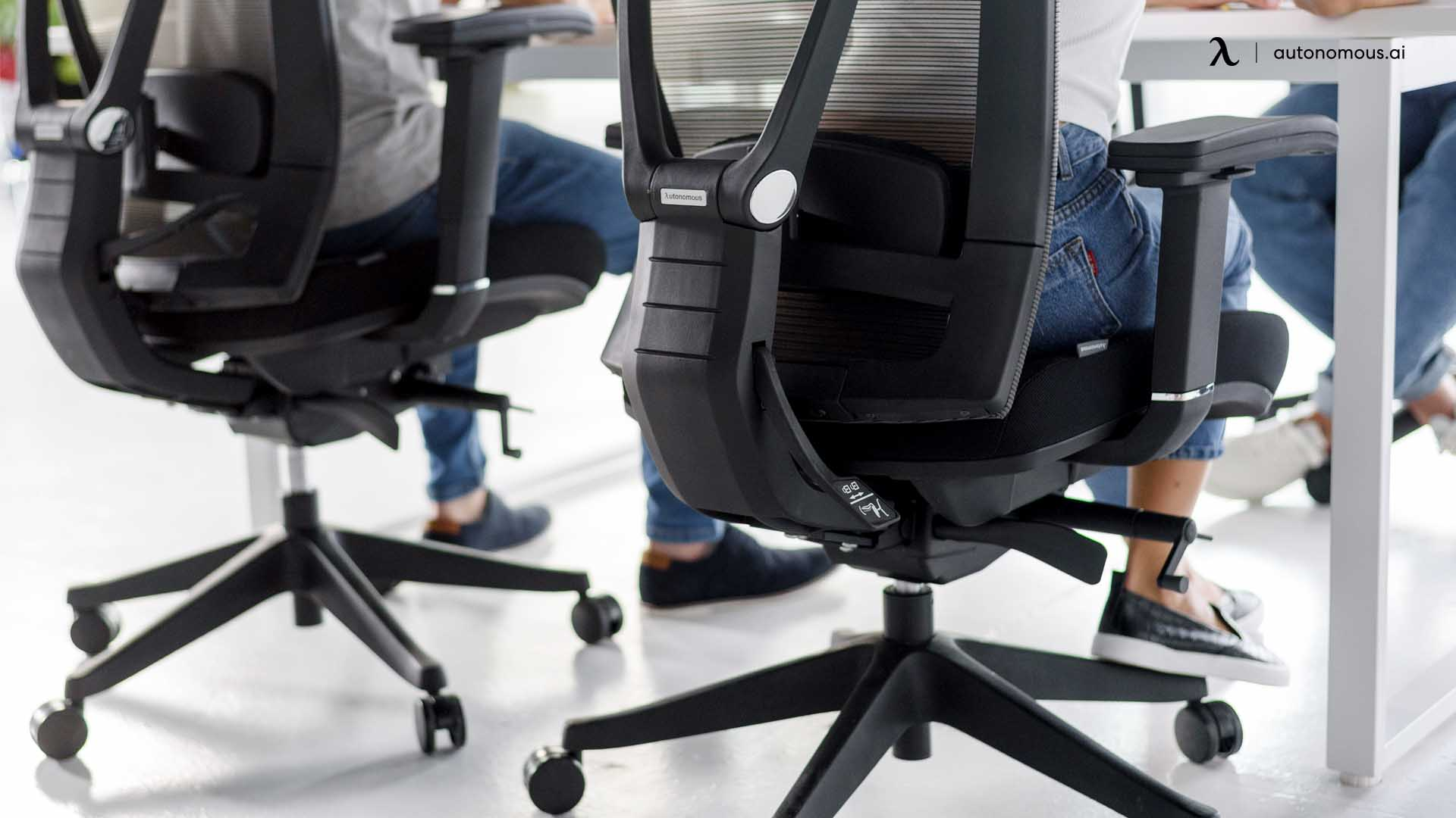 Implementing office ergonomics