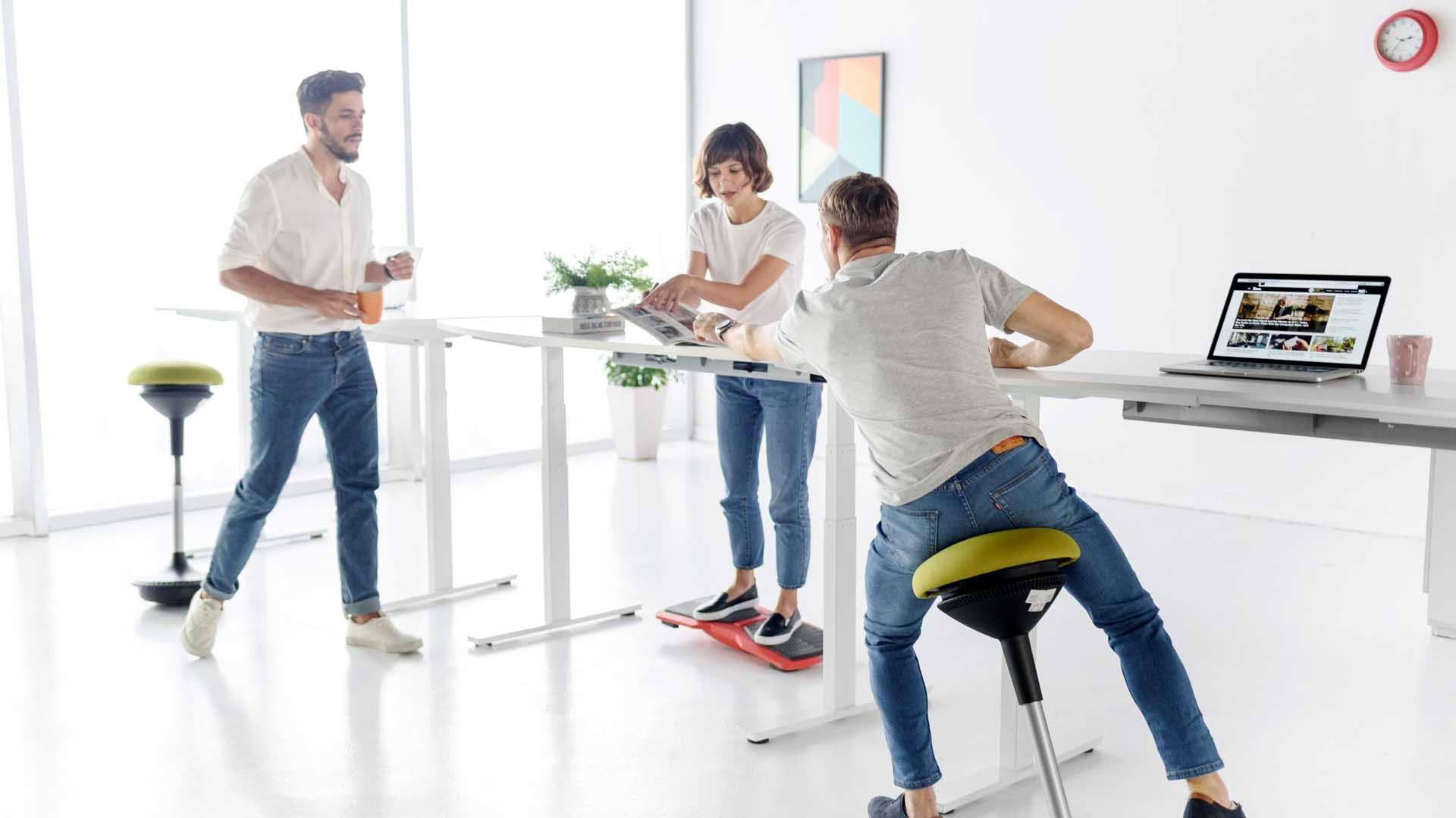 Creating a safe work environment