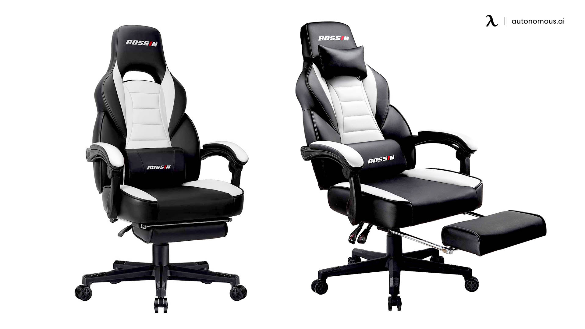 Bossin Racing Style Gaming Chair