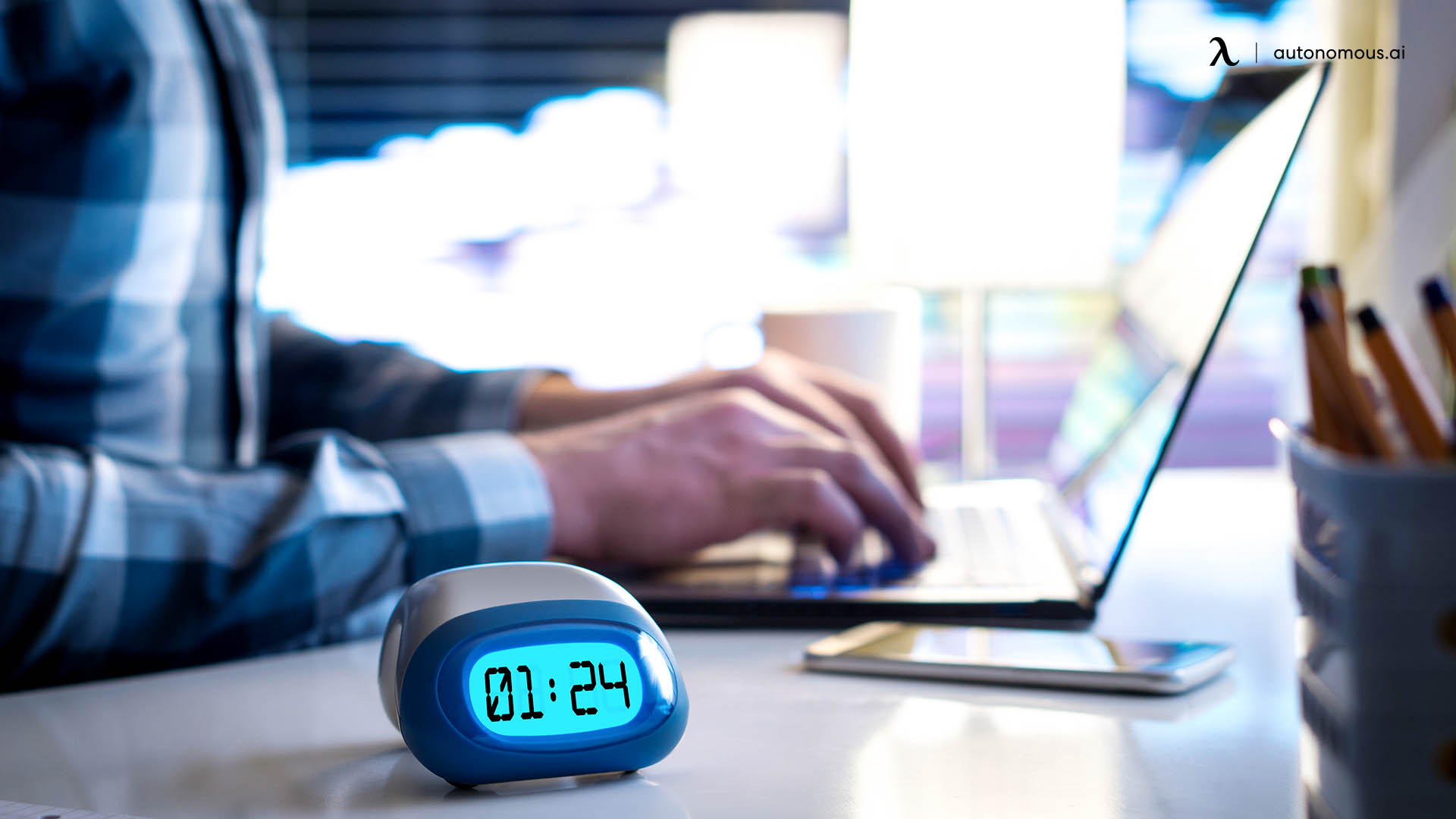 popularity of working overtime
