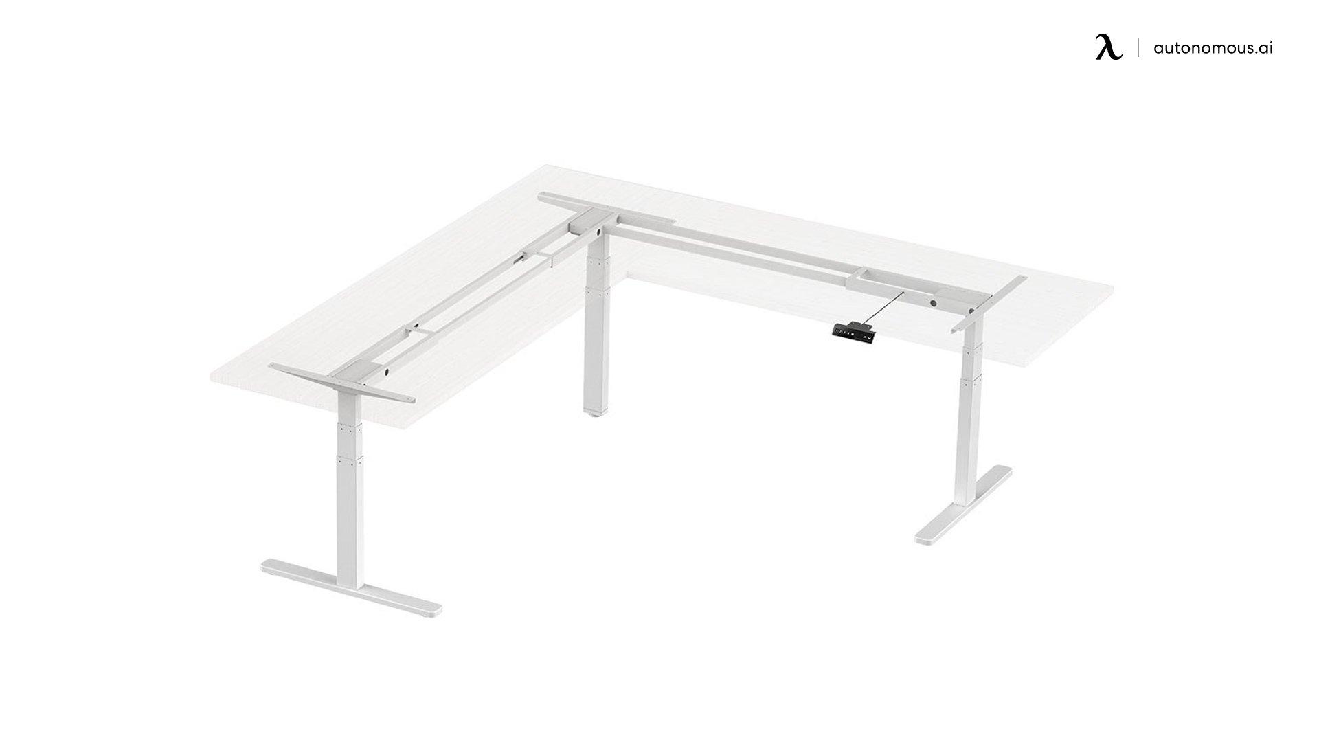 Monoprice Sit-Stand Corner Desk Frame