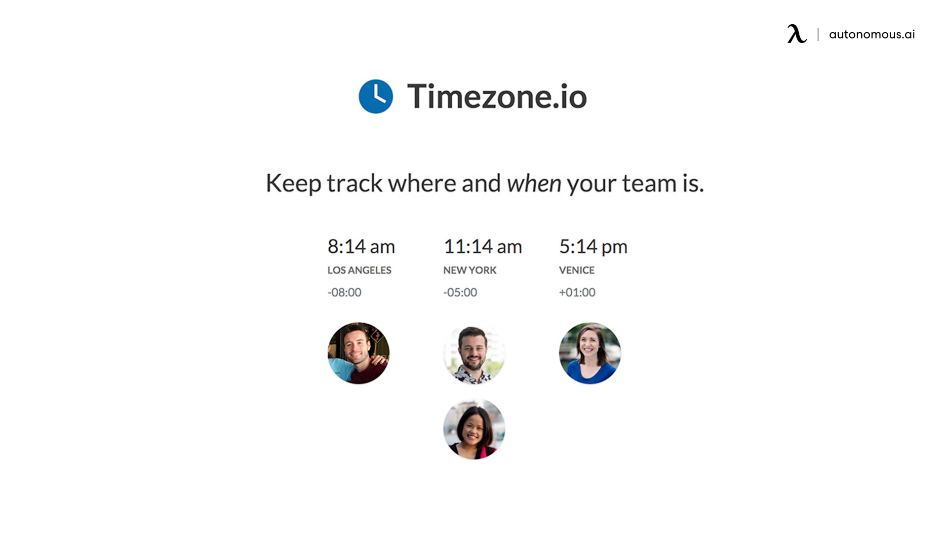 Timezong tools