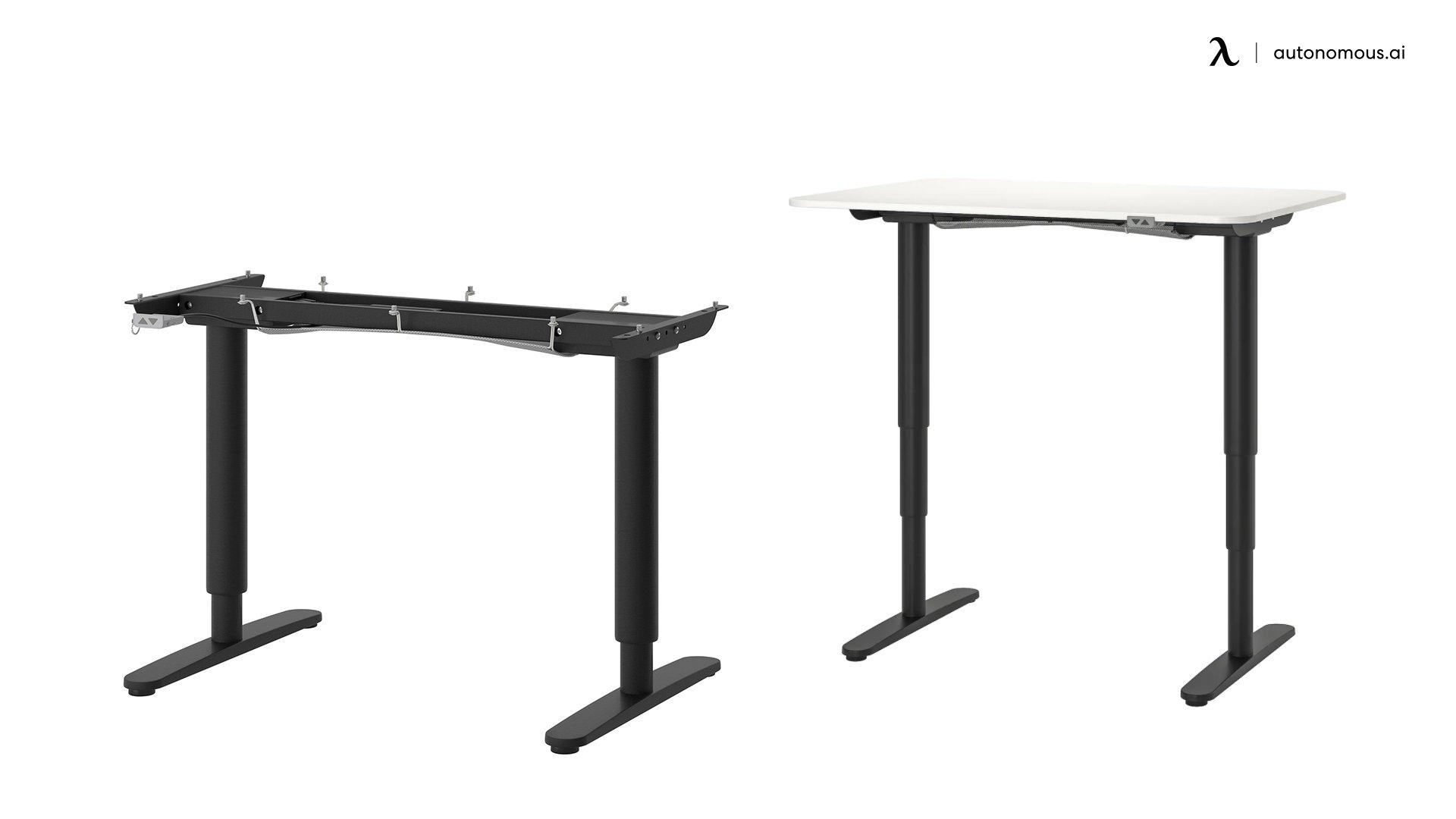 IKEA Bakent Standing Desk Frame