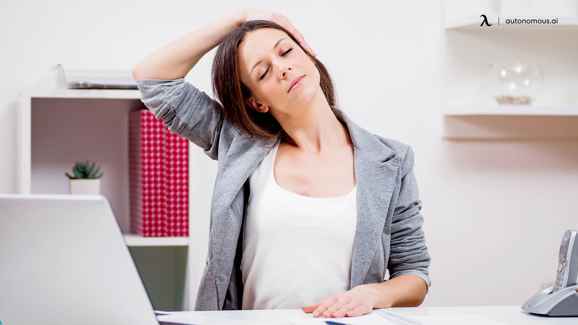 Neck and Shoulder Stretches for Relief: 5 Easy Ways