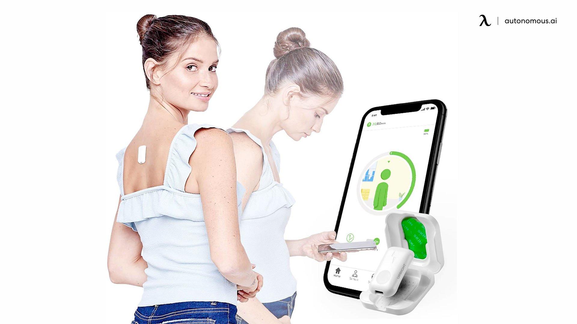 Upright Go- Posture Control