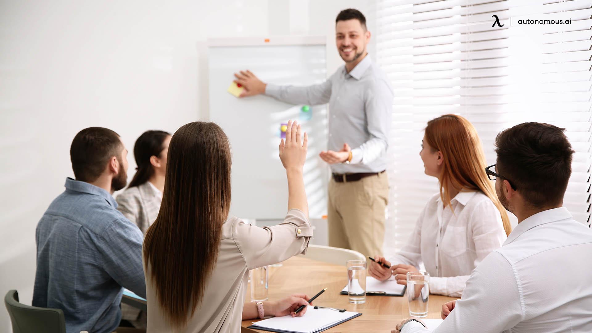 Encourage Communication And Education