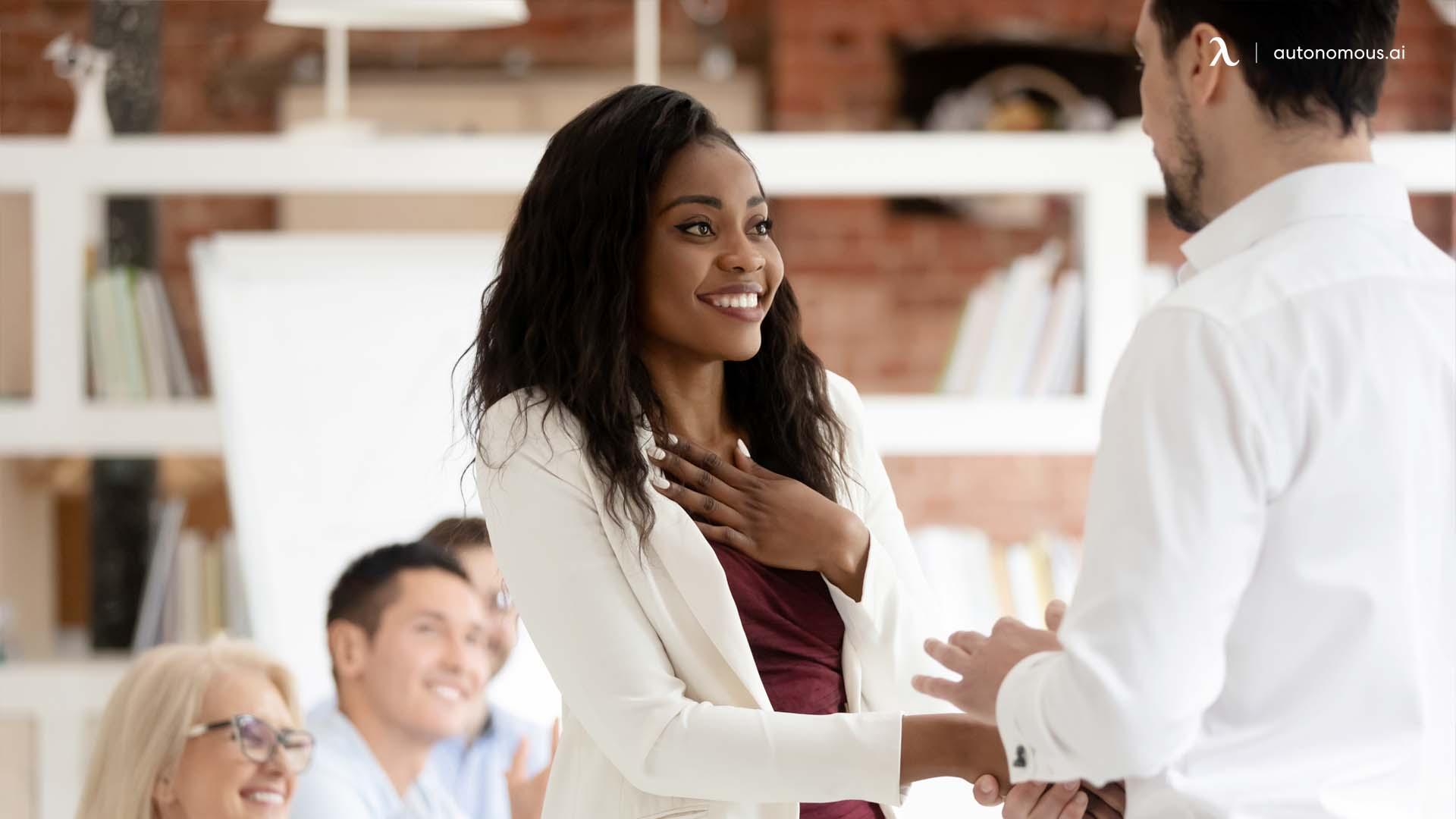 Reward Deserving Employee