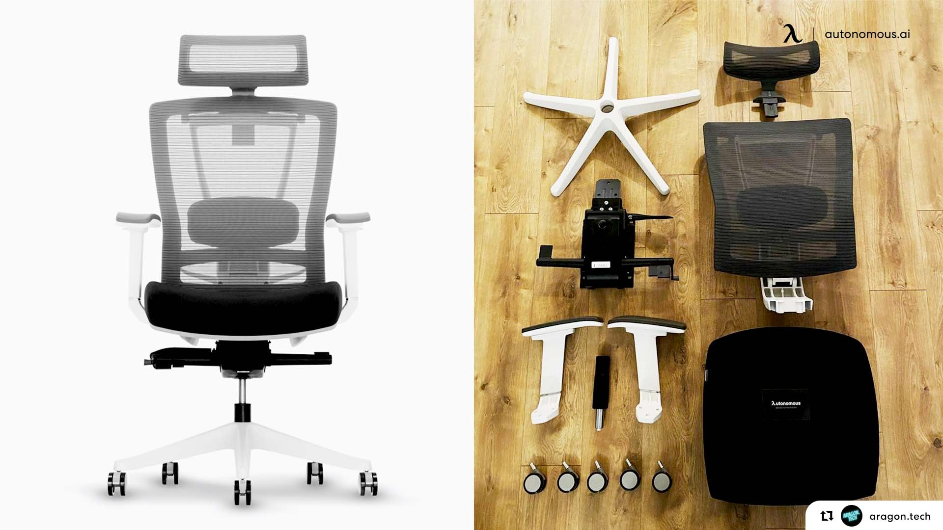 How to Build an Office Chair