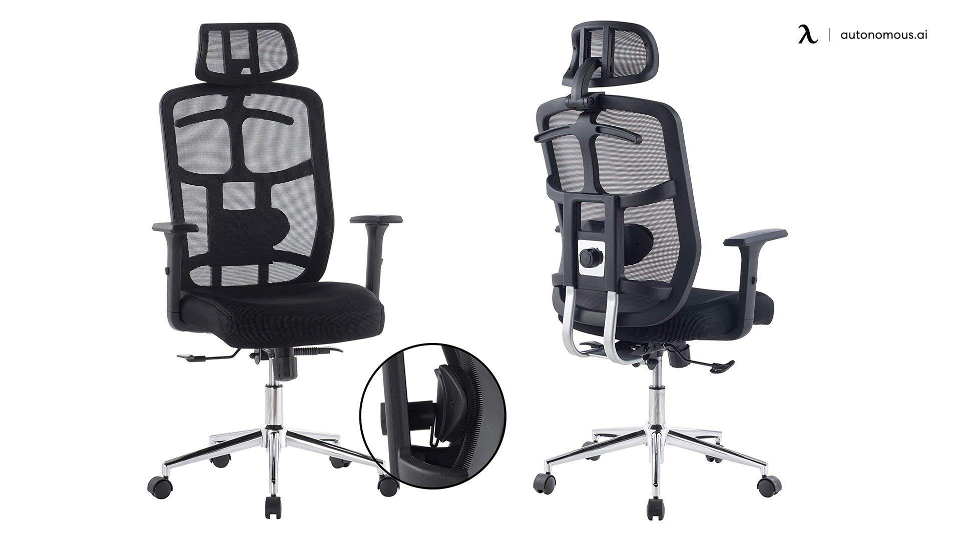 MotionGrey – Stylish Ergonomic Office Chair
