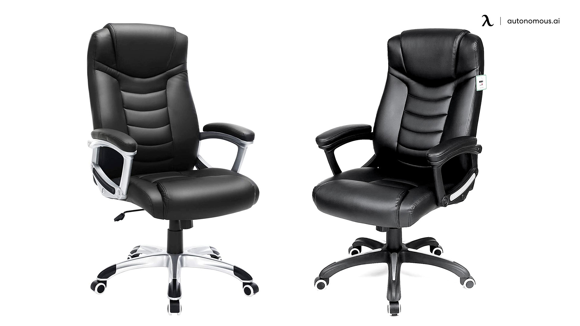 SONGMICS Office Executive Swivel Chair