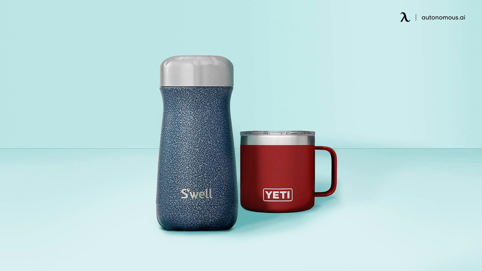 Coffee Flask Mug