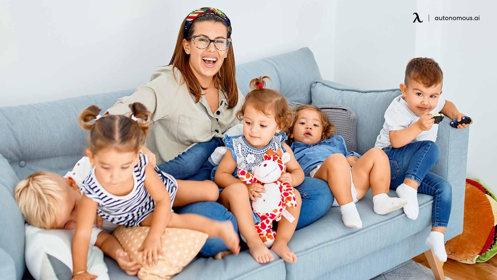 Extra Child Care Benefits