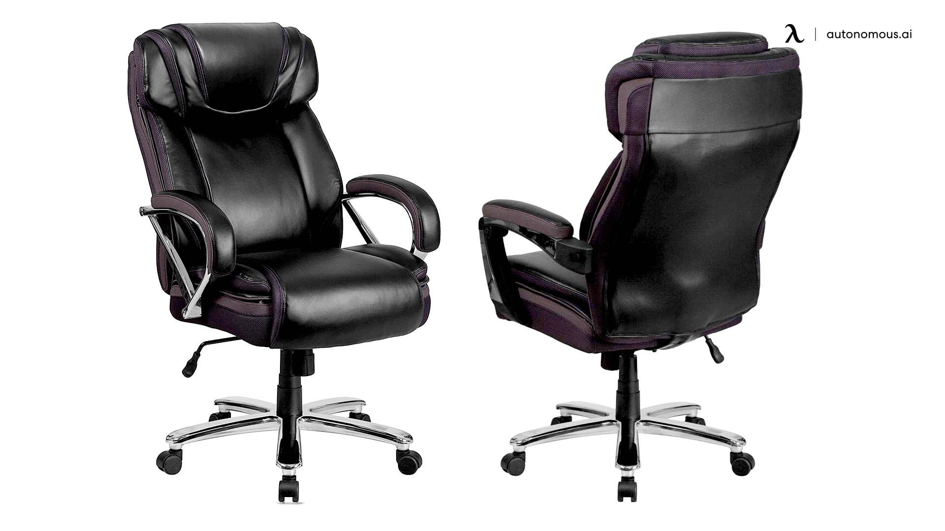 Flash Furniture Big and Tall Swivel Executive Office Chair