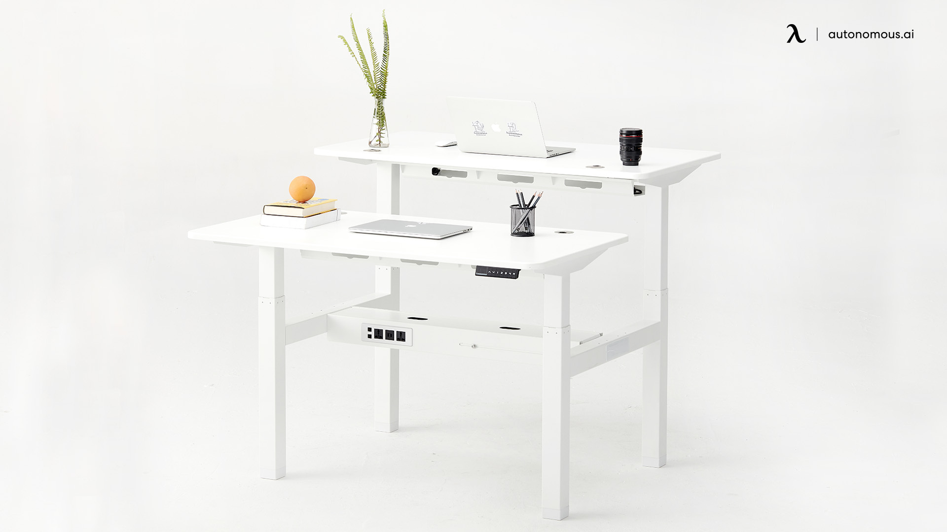 The Double Desk