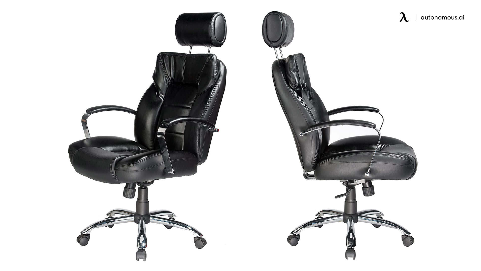 Comfort Products Commodore II Leather Chair