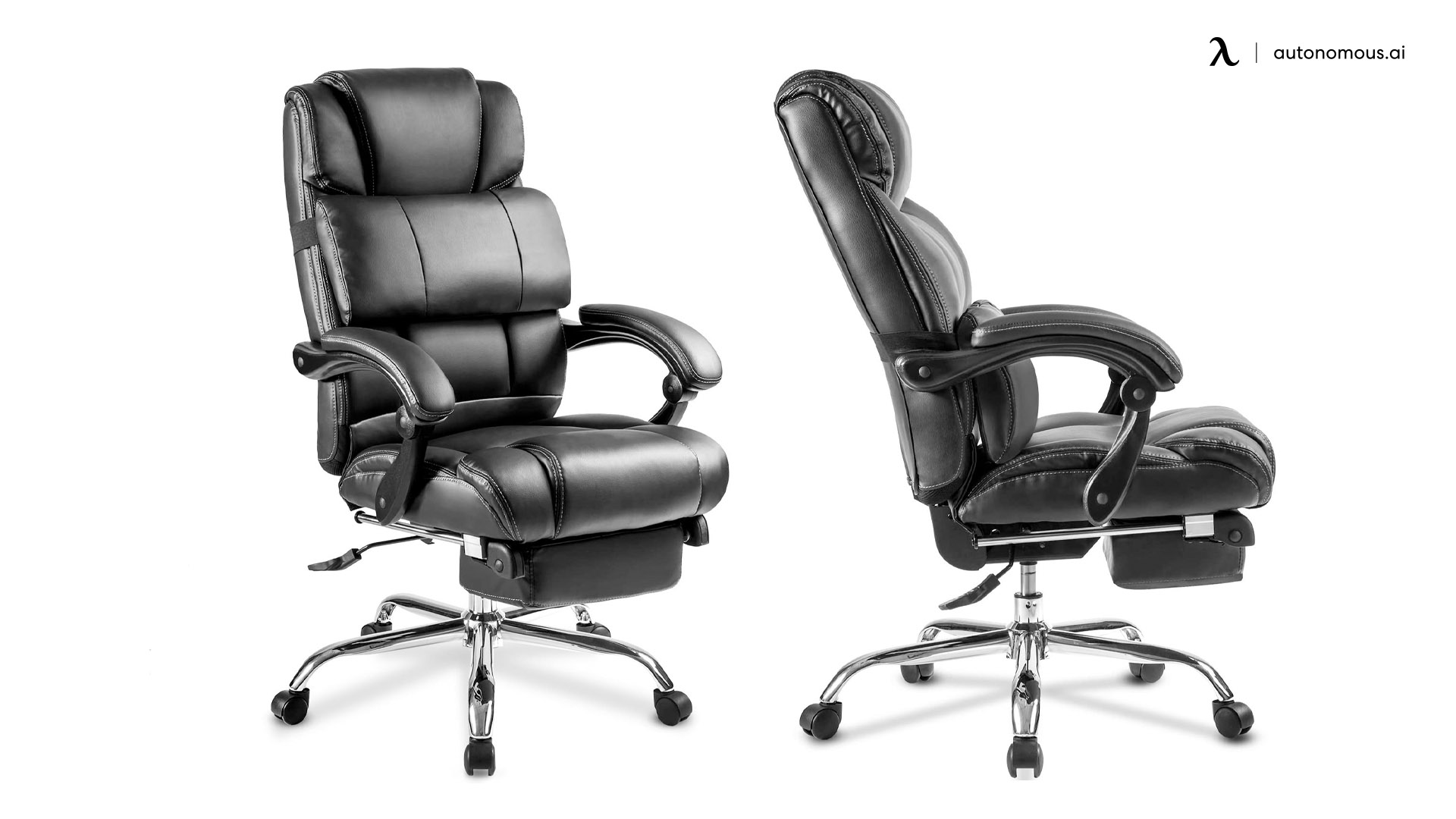 Merax Leather Executive Office Chair