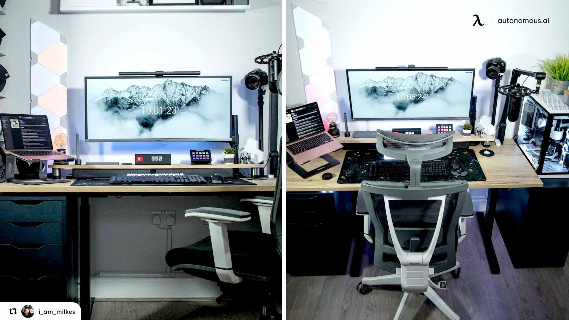 Workstation or Laptop