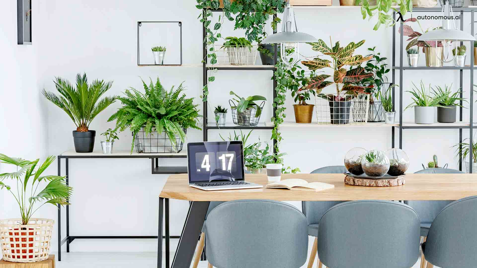 What Are the Benefits of Building a Sustainable and Green Home Office?