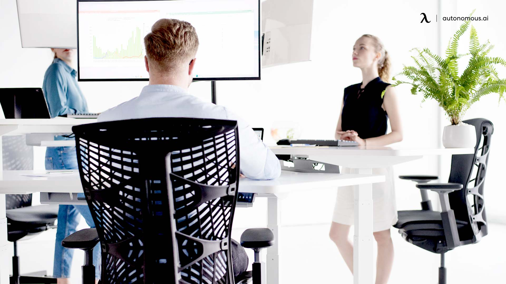 What Are Standing Desk Chairs?