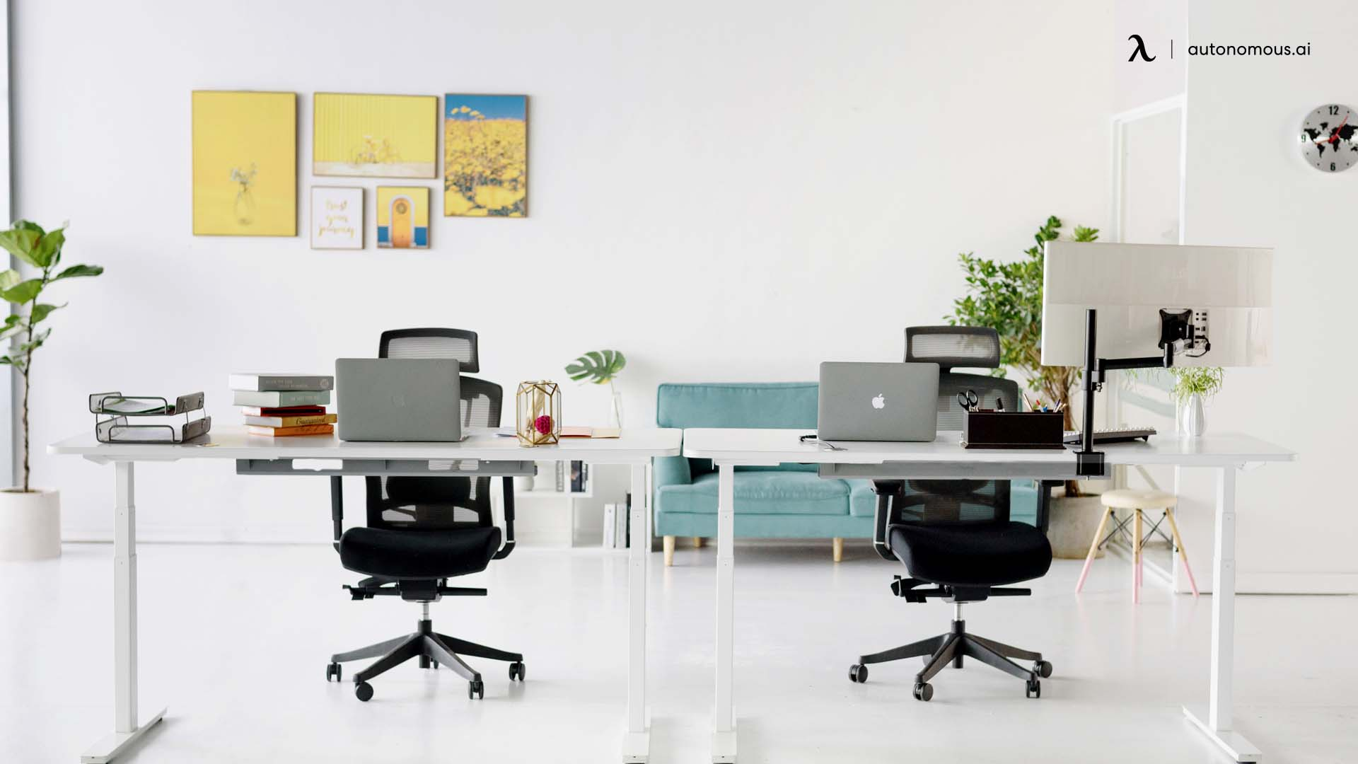 Creating a Flexible Workspace