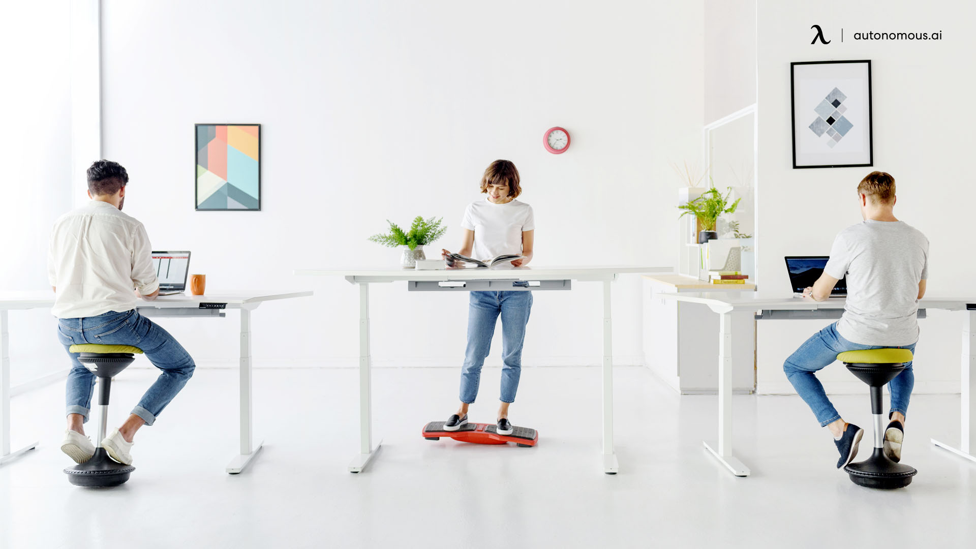 Activity-based Working