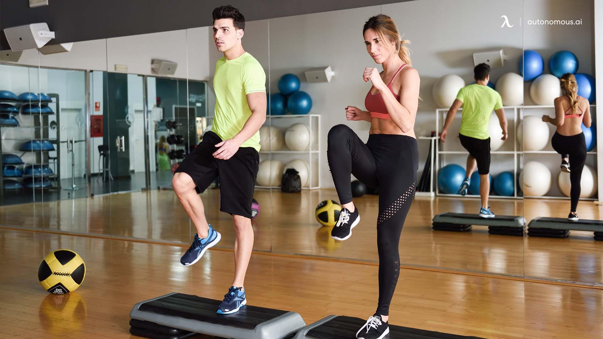 Cardiovascular exercises