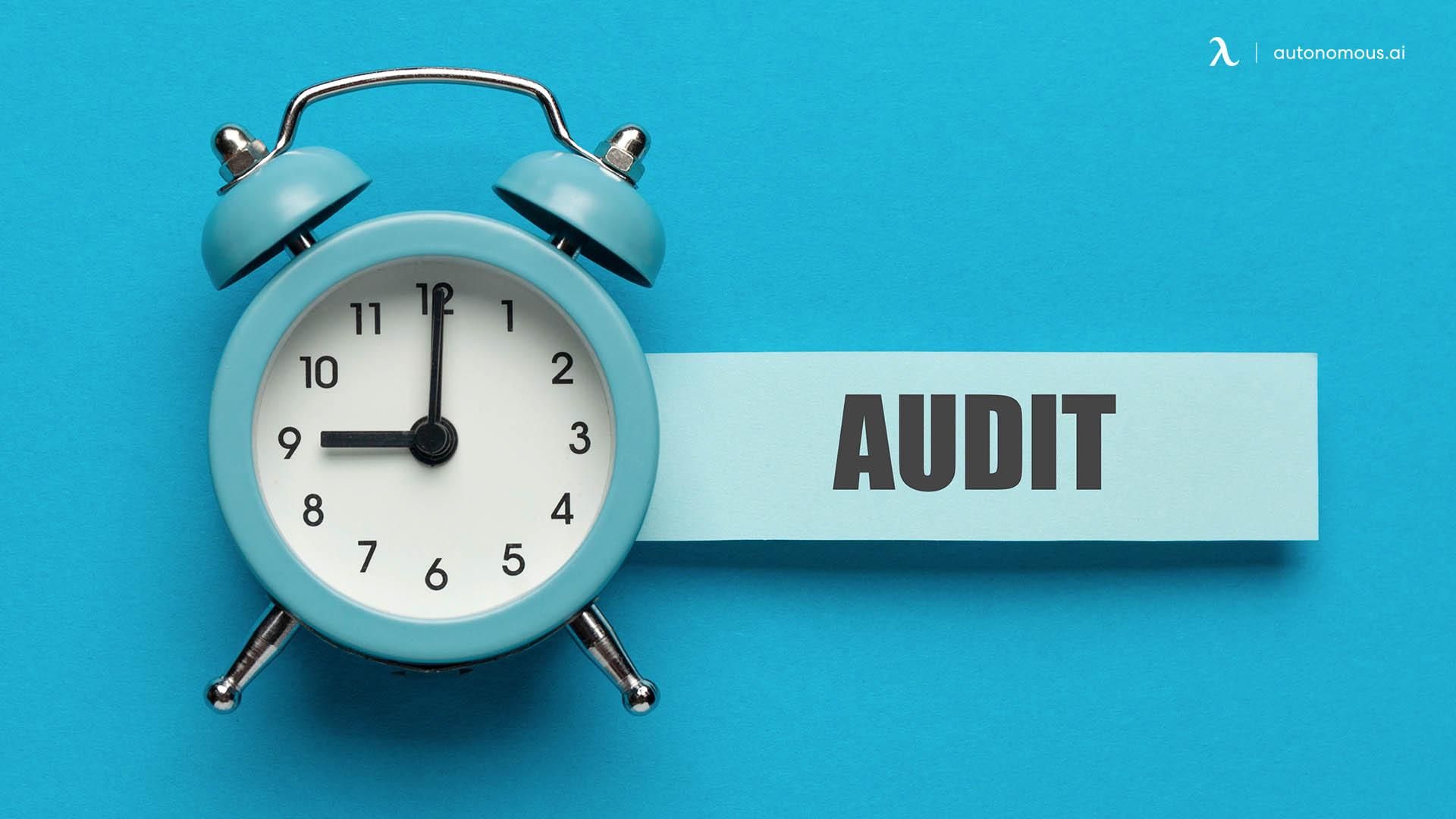Do a Time Audit