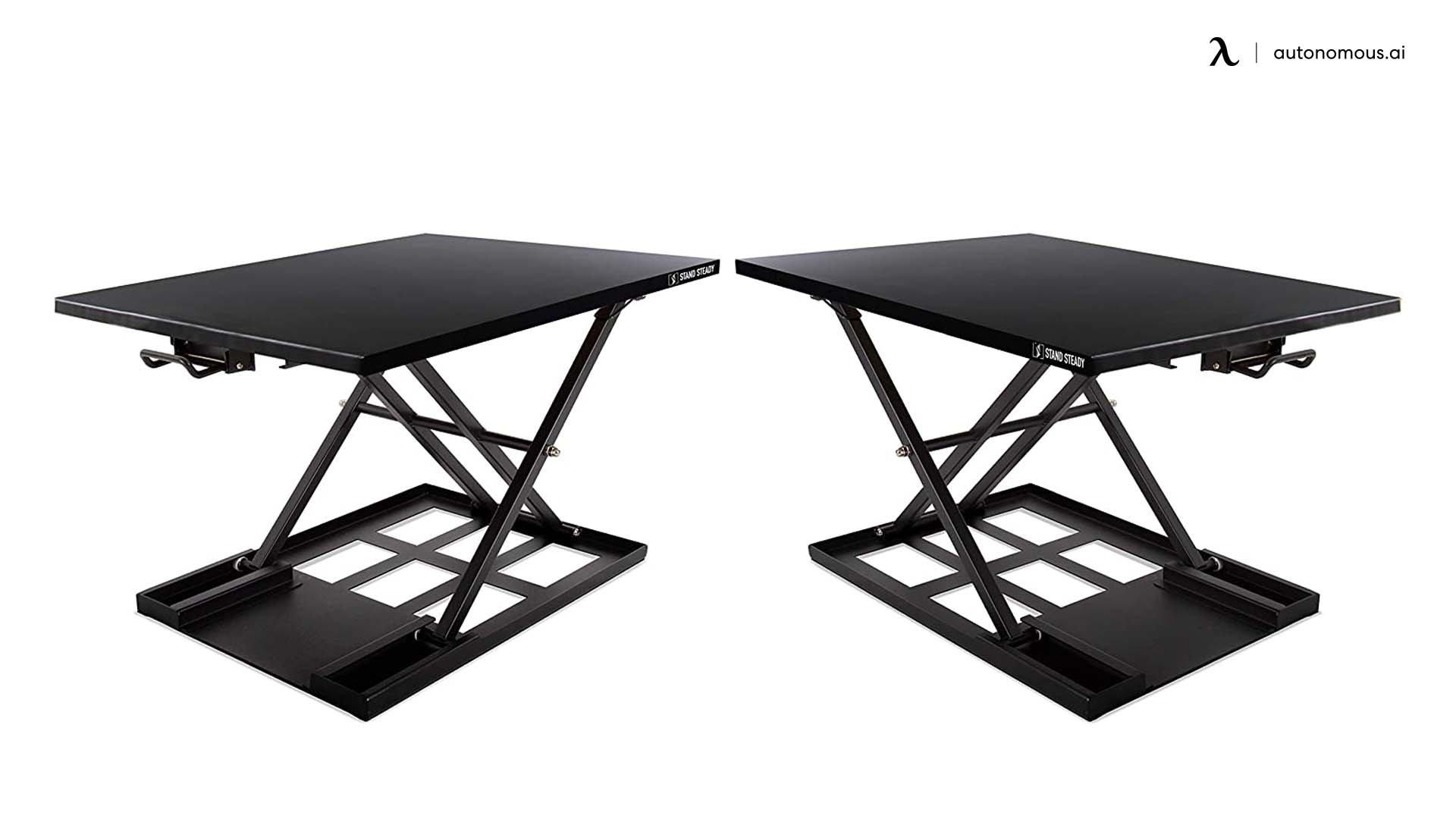 Stand Steady X-Elite Pro Standing Desk