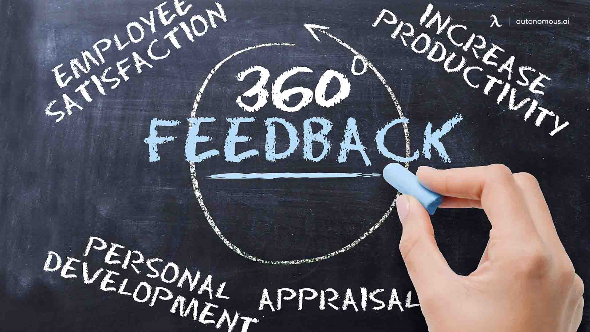 360-degree performance review