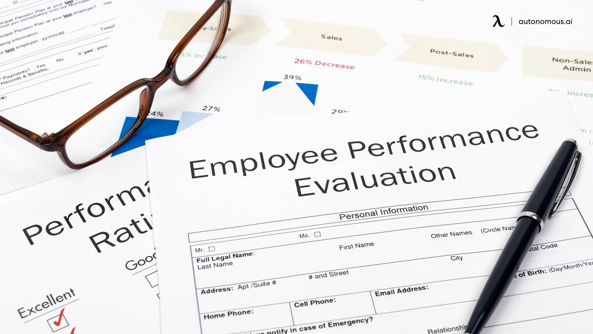 What are the effects of performance evaluation?