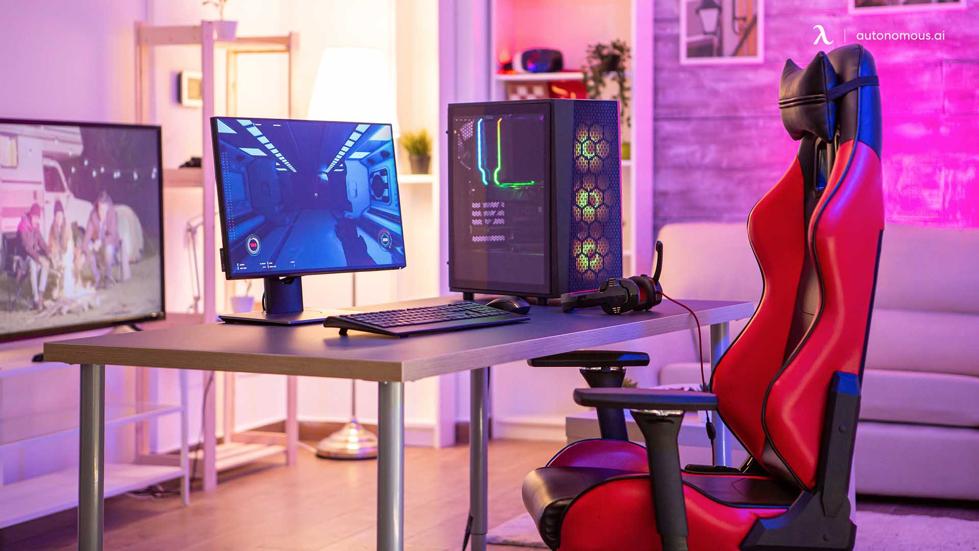 Gaming Chair Posture – How To Conduct A Correct Gaming Posture