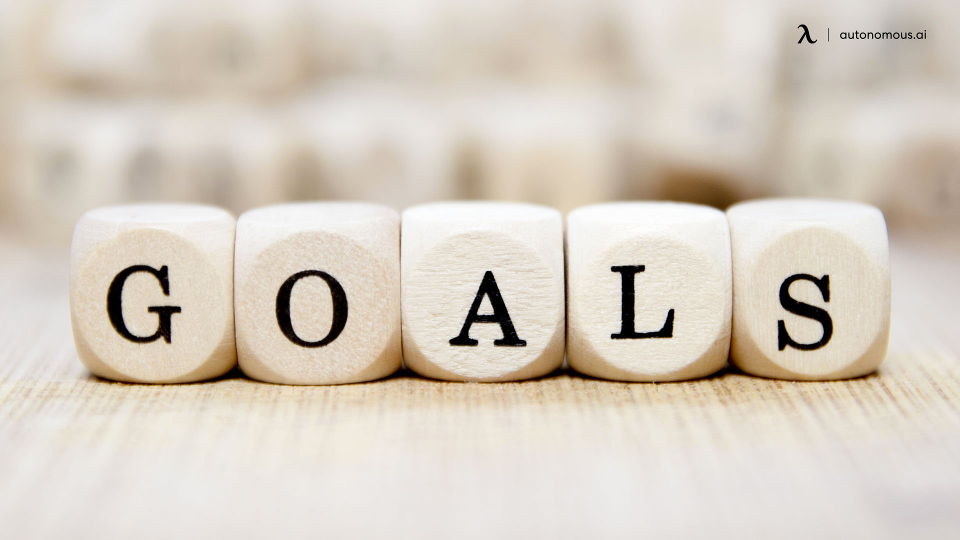 What is your ultimate goal?