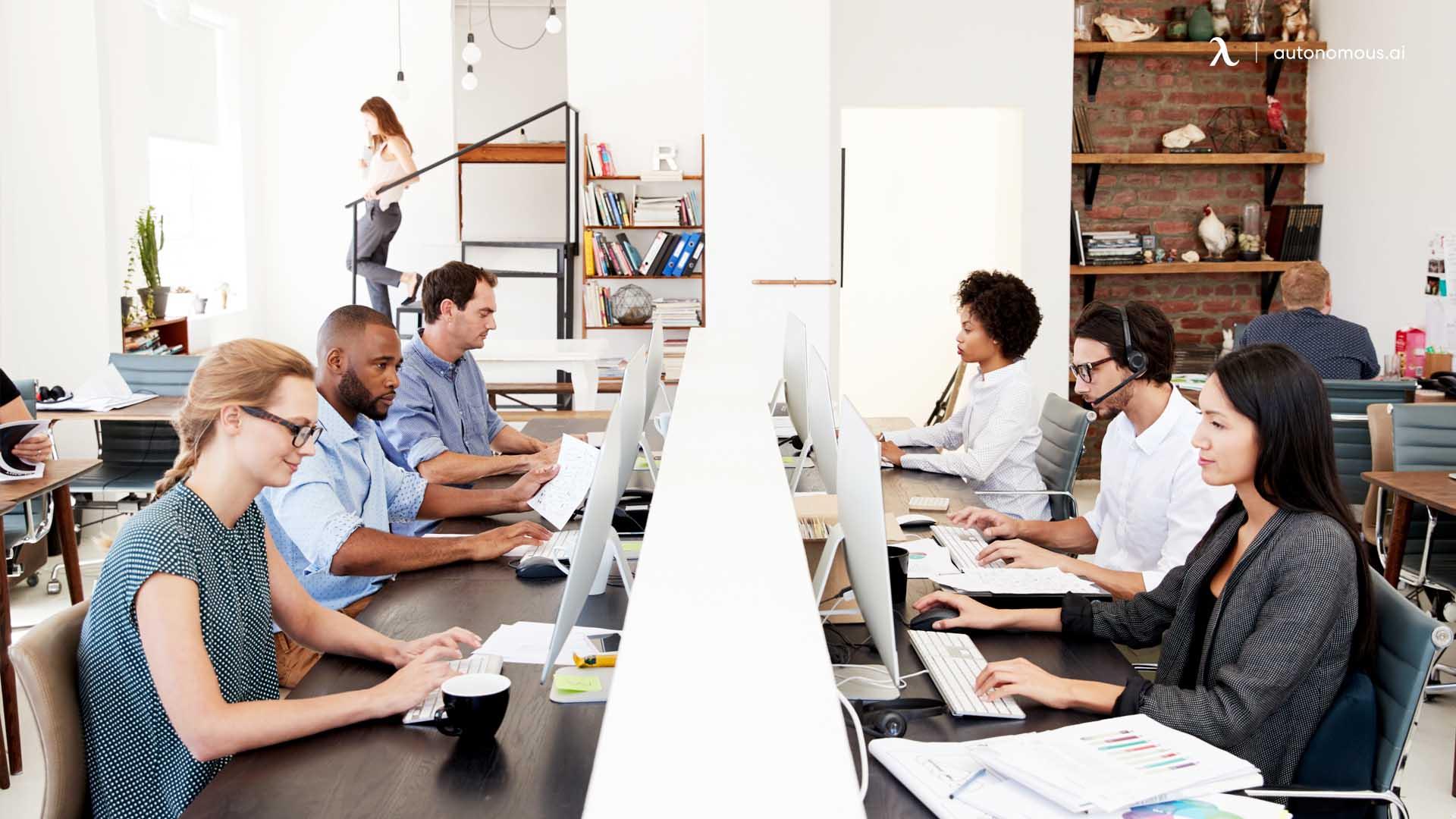 What is Hot Desking Etiquette?