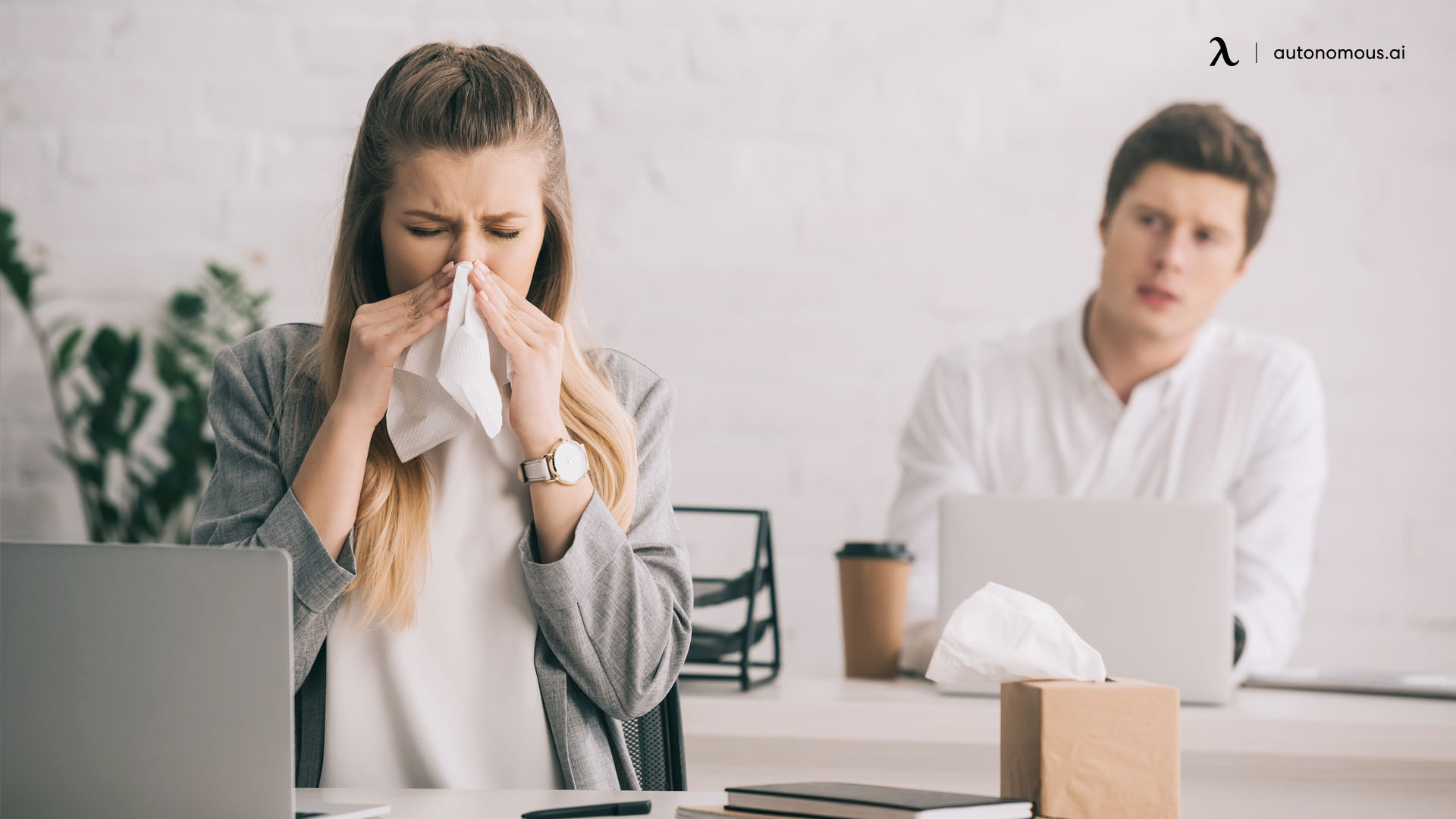 DON'T Show Up Sick to Work