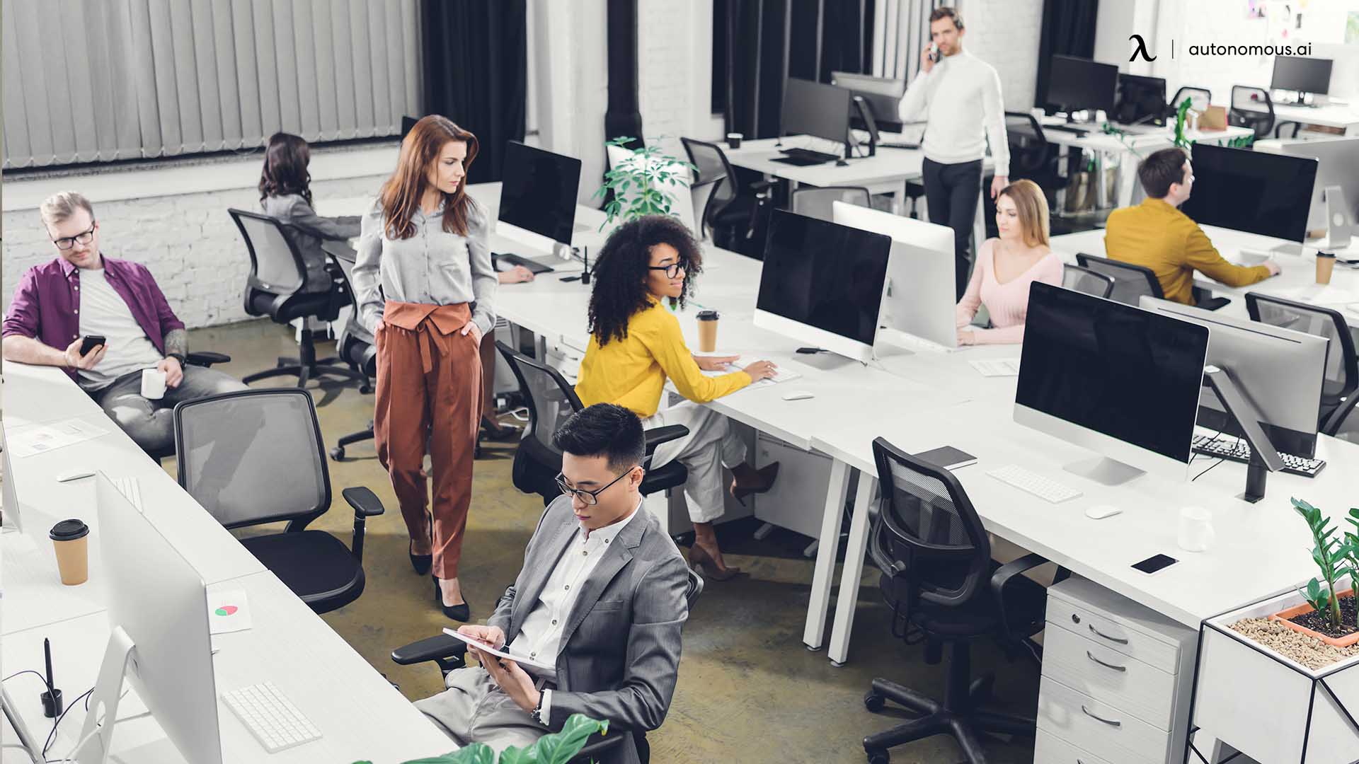 Your employees will become comfortable