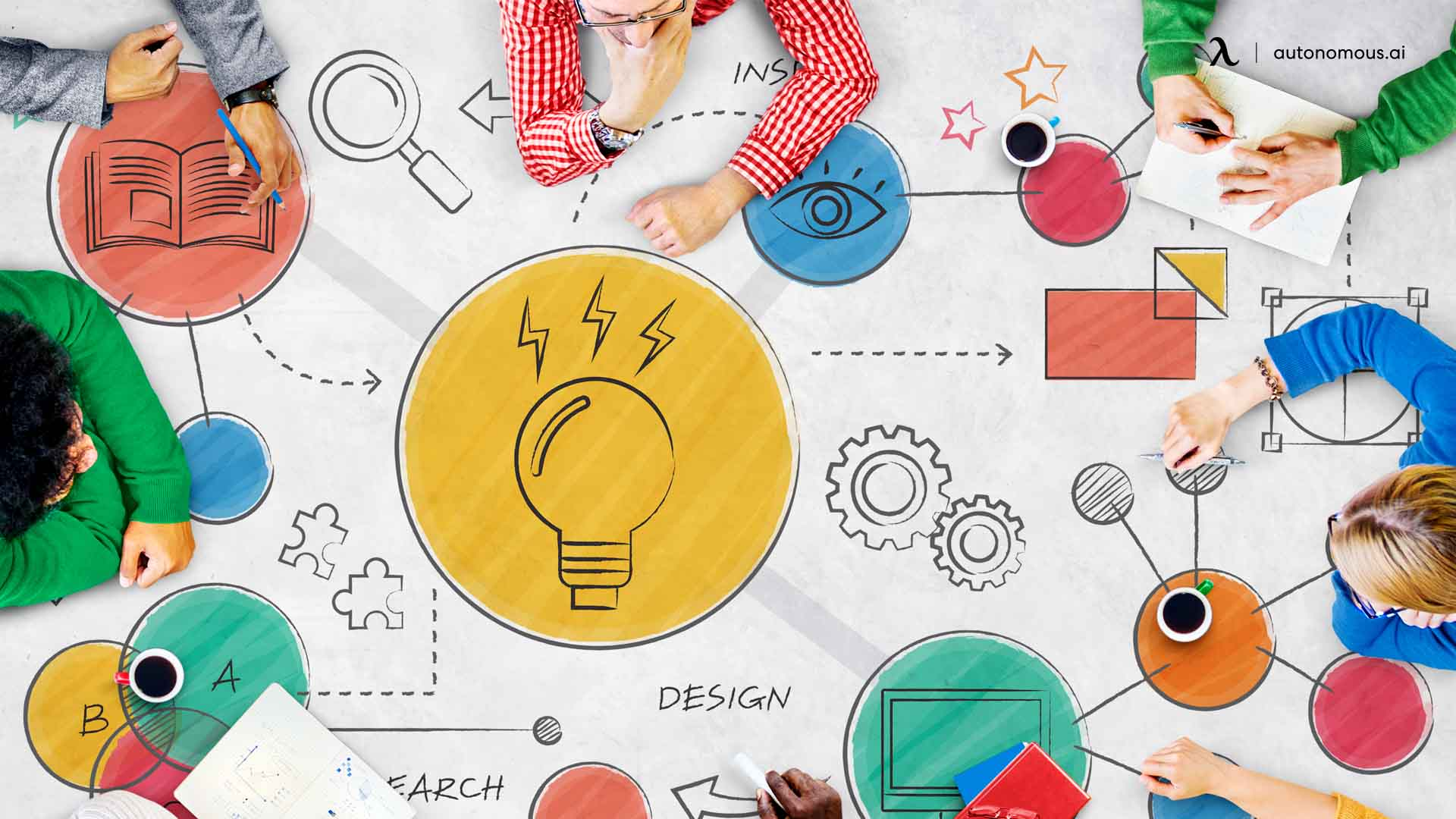 Boost the creativity of your employees