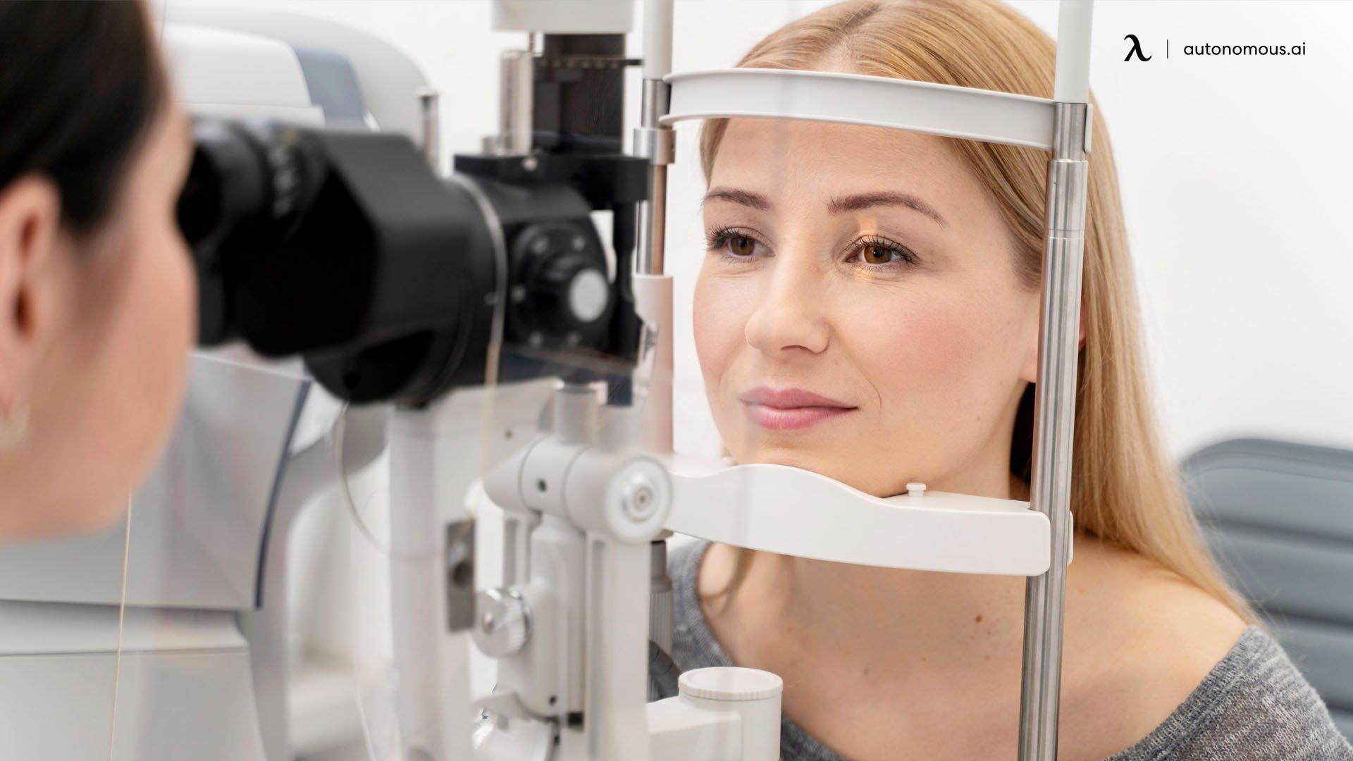get an eye exam